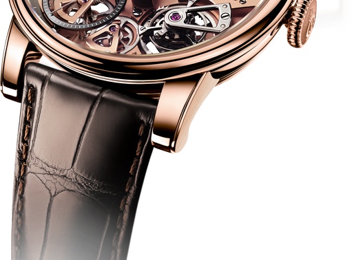 ARNOLD & SON:傲人的時計工藝