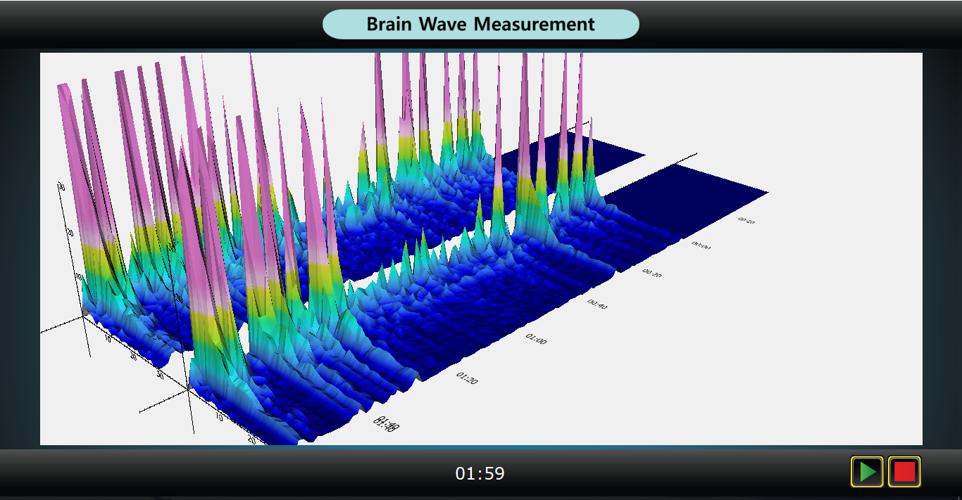 BRAINWAVE MEASUREMENT