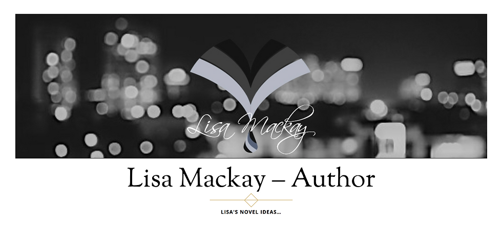 Lisa Mackay's Blog banner