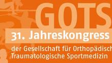 Jörg Mayer beim Jahreskongress der Gesellschaft für orthopädisch-traumatologische Sportmedizin (GOTS