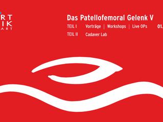 """Fachkongress: """"Das Patellofemoral Gelenk"""" - Jörg Mayer zum zweiten Mal als Referent geladen"""