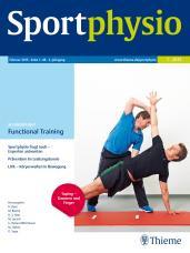 Körperwelten in Bewegung - Die Titelstory in der Sportphysio-Zeitschrift