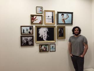 jm Praxis ist Schauplatz für die Fotokunst von Philipp Schuster
