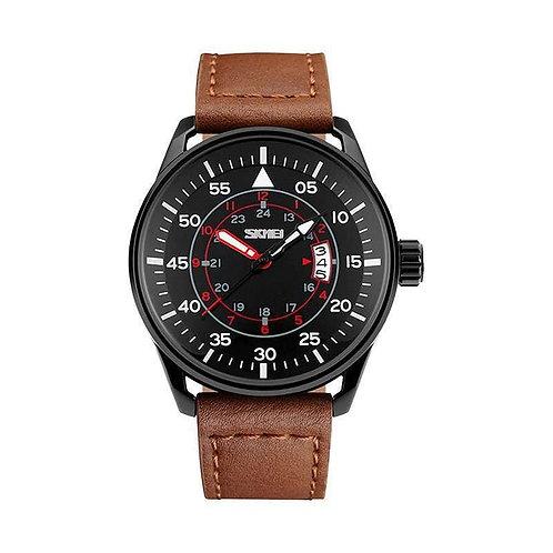 Skmei - Reloj 9113BN Análogo para hombre