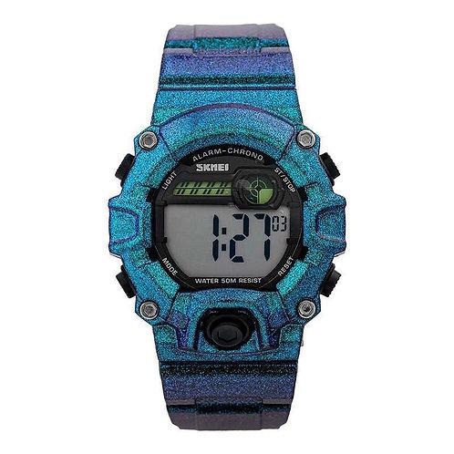 Skmei - Reloj 1484GTBU Digital para Niño