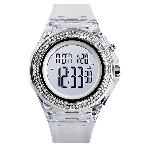 Skmei - Reloj 1598WT Digital para Mujer