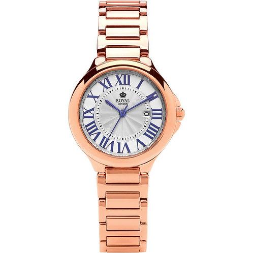 Royal London - Reloj 21378-05 Análogo para Mujer