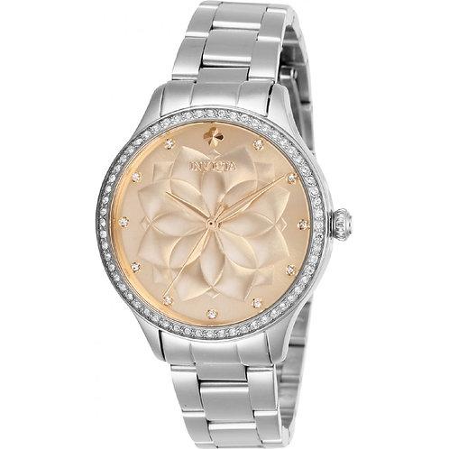 Invicta - Reloj 28053 Análogo para Mujer