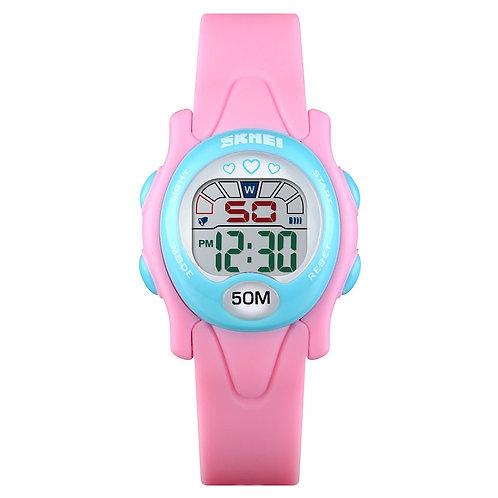 Skmei - Reloj 1478PK Digital para Niña