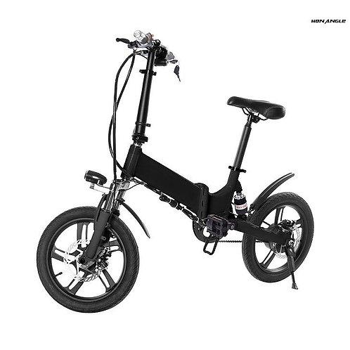 Hon Angle - Bicicleta eléctrica ZM16007B.
