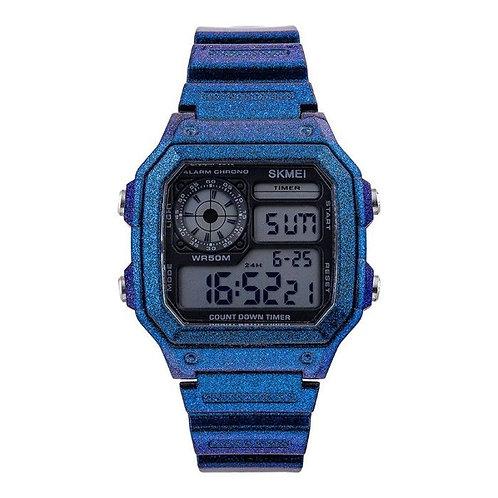 Skmei - Reloj 1299GTPL Digital para Unisex
