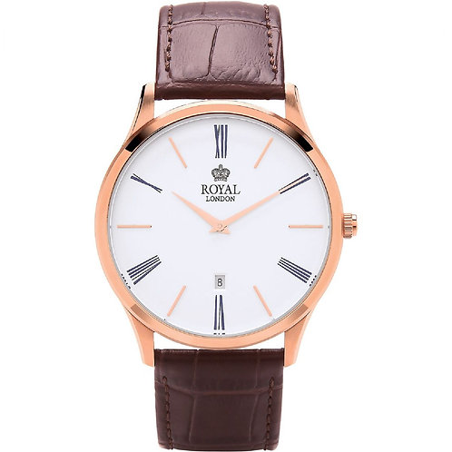 Royal London - Reloj 41371-04 Análogo para Hombre