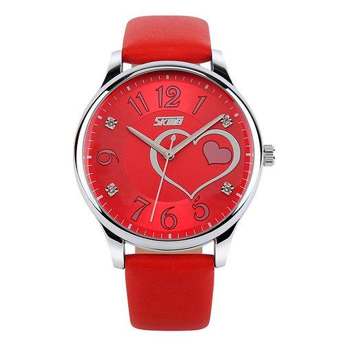 Skmei - Reloj 9085RD Análogo para Mujer