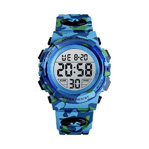 Skmei - Reloj 1548CMLTBU Digital para Hombre