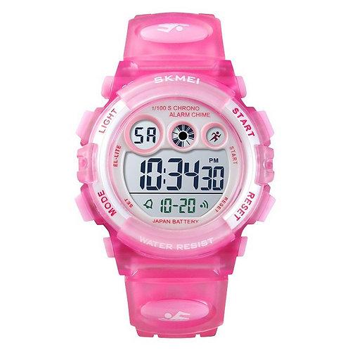 Skmei - Reloj 1451PK Digital para Niña