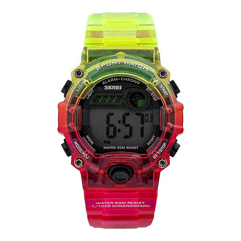 Skmei - Reloj 1484GNRD Digital para Niño
