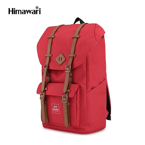 Himawari - Mochila H1902-5 Rojo