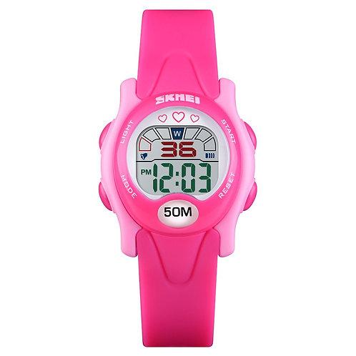 Skmei - Reloj 1478RS Digital para Niña