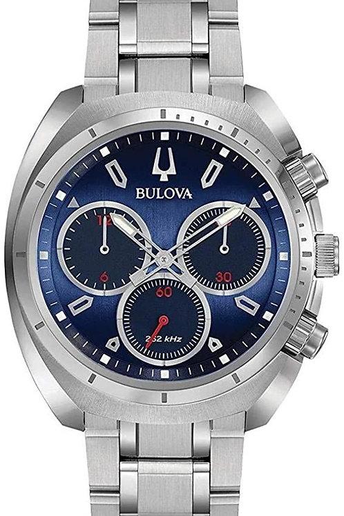 Bulova - Reloj 96A185 Análogo para Hombre