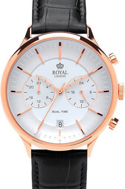 Royal London - Reloj 41372-04 Análogo para Hombre