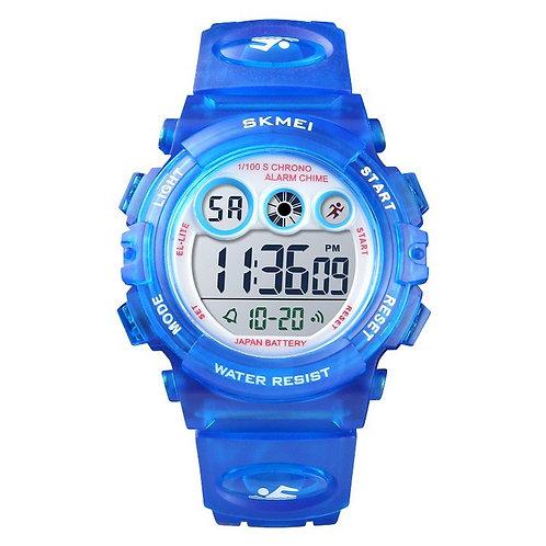 Skmei - Reloj 1451DKBU Digital para Niño