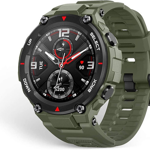 Amazfit - Smartwatch T-Rex Army Green.