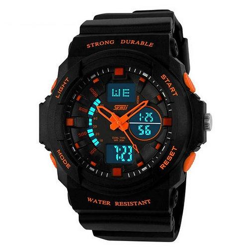 Skmei - Reloj 0955OG Análogo/Digital para Hombre
