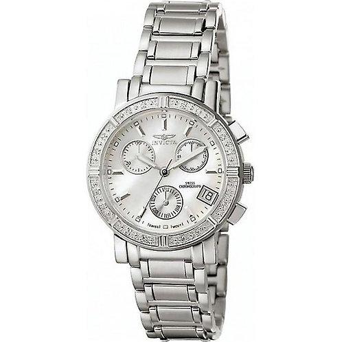 Invicta - Reloj 4718 Análogo para Mujer
