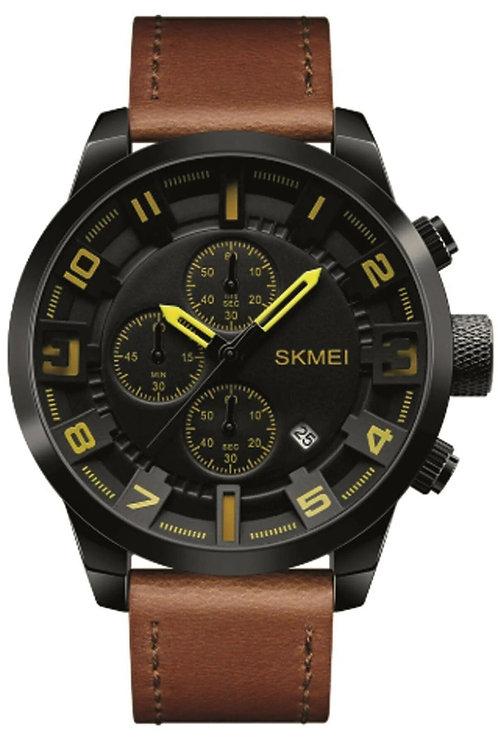Skmei - Reloj 1309YL Análogo para Hombre
