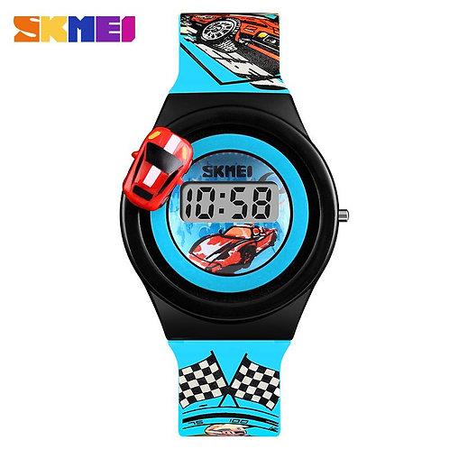 Skmei - Reloj 1376LTBU Digital para Niño