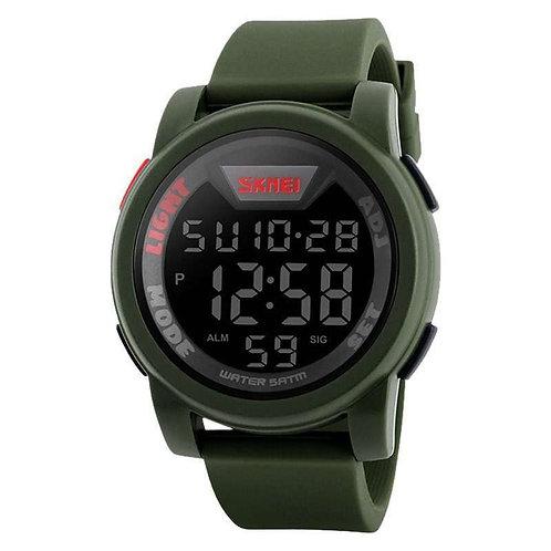 Skmei - Reloj 1218AG Digital para Hombre