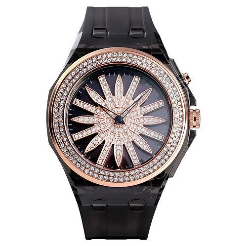 Skmei - Reloj 1536RGBK Análogo para Mujer