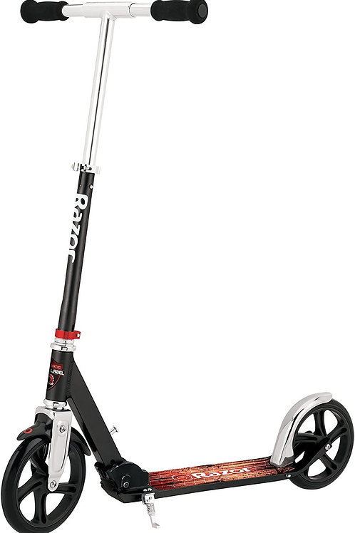 Razor - Scooter A5 Lux Adult - Black Label