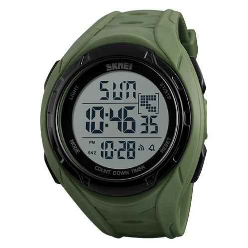 Skmei - Reloj 1313AG Digital para unisex