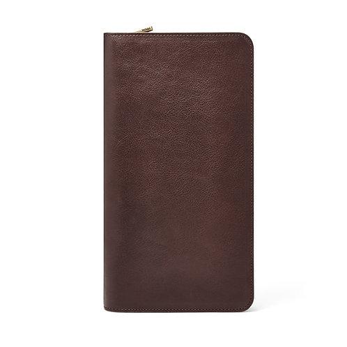 Fossil - Porta Pasaporte MLG0334201 para Hombre