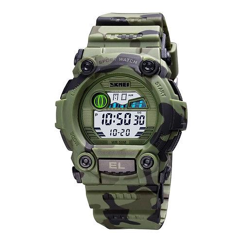 Skmei - Reloj 1635CMGN Digital para Mujer