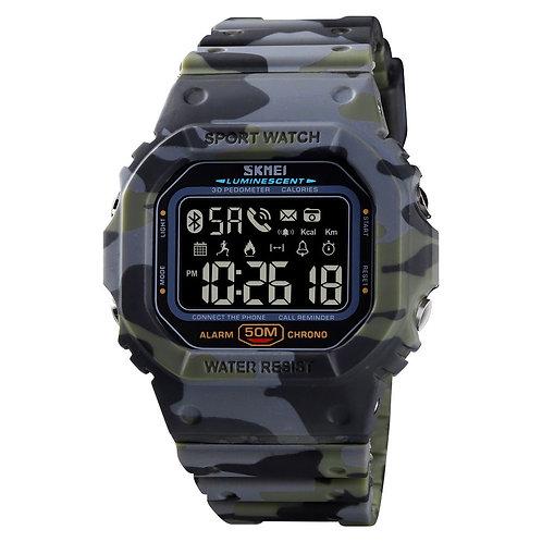 Skmei - Reloj 1629CMGN Digital para Mujer