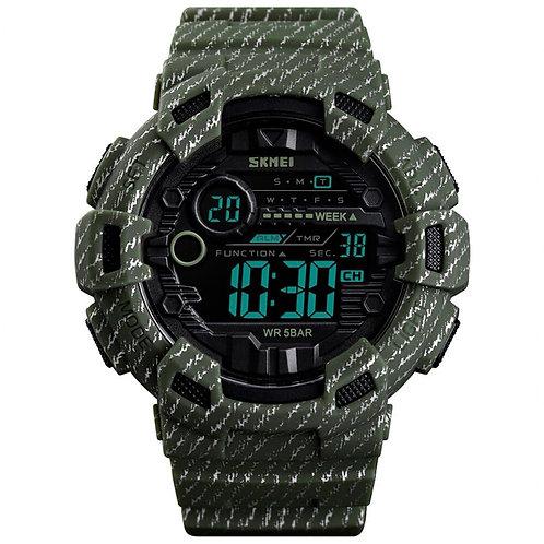 Skmei - Reloj 1472AG Digital para unisex