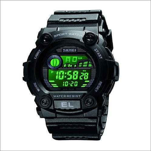 Skmei - Reloj 1633BK Digital para hombre