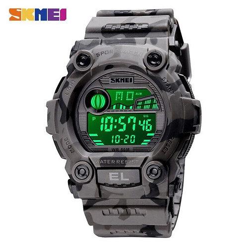 Skmei - Reloj 1635CMGY Digital para Mujer