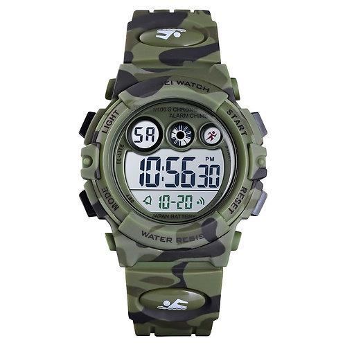 Skmei - Reloj 1547CMGN Digital para Niño