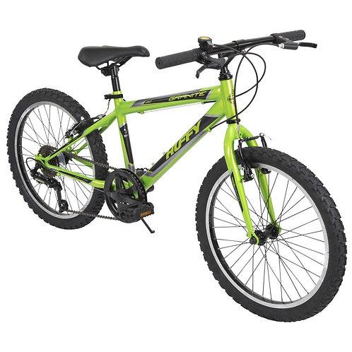 """Huffy - Bicicleta para niños Granite Aro 20"""""""