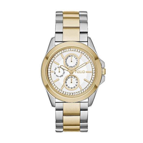 Folio - Reloj FMDFL1011 Análogo para Mujer