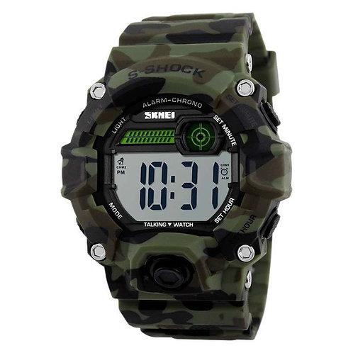 Skmei - Reloj 1162CMGN-CN Digital para Hombre