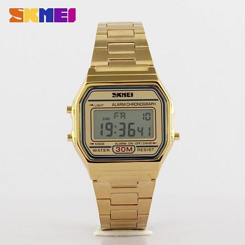 Skmei - Reloj 1123GD Digital para Unisex