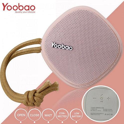 Yoobao - Portable Bluetooth Speaker  M1 Pink