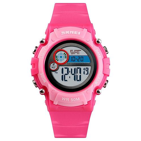 Skmei - Reloj 1477RS Digital para Niña