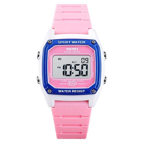 Skmei - Reloj 1614PK Digital para Mujer