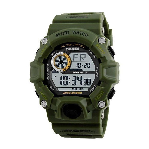 Skmei - Reloj 1019AG Digital para Hombre