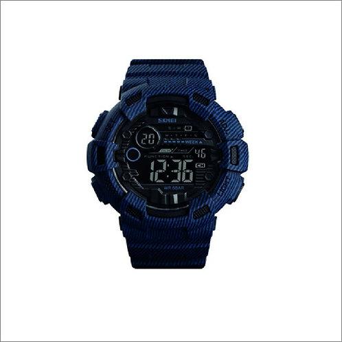 Skmei - Reloj 1472DMBU Digital para unisex